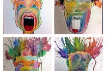 Art Spark / Join us each month to explore different artists and styles of art using various art mediums.