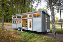 tiny homes / by Nicole Juchem