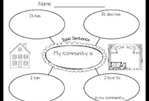 2nd grade- social studies / by Ashley Burgess