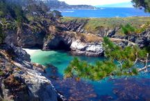 Central Coast, California / My favorite place on earth is California, and my favorite place in California is the Central Coast.