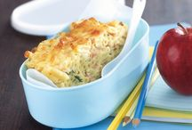 Lunch box snack ideas for the kids