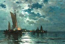 pinturas marinas