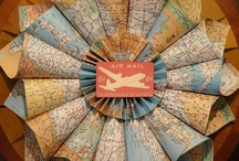 MAP love / All things made with or into maps!