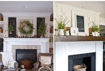 decorate mantel