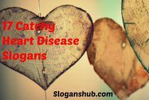 Heart Disease Slogans