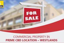 Commercial Properties: For Sale in Kenya