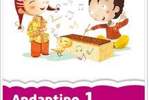 Cuaderno musical