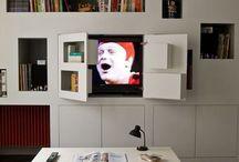 cacher la télé