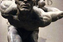 American Figurative Sculptor