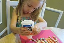 Crafts - For Kids / by Chrystal Gardner
