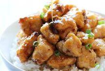 comidas chinas