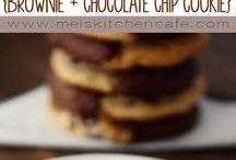 Mel's Most Popular Treats / All of my most popular cookies, cakes, pies, bars and candies compiled into one SWEET spot!  / by Mel {Mel's Kitchen Cafe}