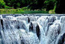 Watervallen - Waterfalls