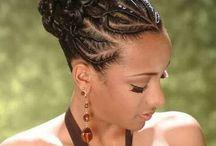 Penteados Afros!