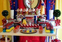 Party: Snow White