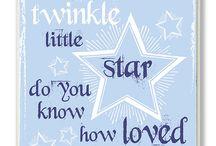 Baby Shower 'Twinkle Twinkle Little Star'