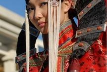 Традиционные платья