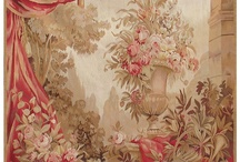 Aubousson tapestries