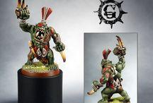 GWS - Fantasy Orcs & Goblins