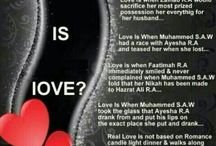 Love and Islam