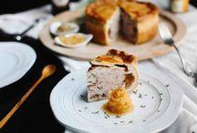 Pork Pie English Style