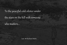 Sounds of Silence / Listening You...