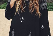 Fashion Spring Summer Boho Outfit