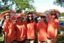 Events and Umbrella Hats! / If you support skin cancer awareness, we support you! For donation requests please email marketing@uvskinz.com. / by UV Skinz - UPF 50+ Sun Protective Clothing