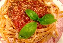 Recipes -- Italian