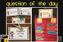 Kindergarten Question of the Day