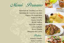 Buffet del Perú | Domingo de Grill / El Domingo 22 de Setiembre tendremos una estación especial con Buffet del Perú, además de cocina en vivo.