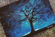 Drawings/paintings/arts