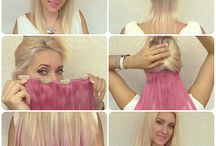fashion, beuty and hair