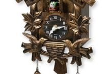 Cuckoo Clocks / Every household should have one of these