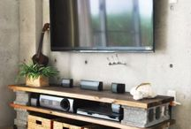 meuble tv.hifi