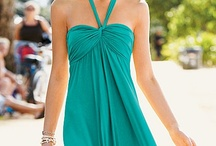 Wardrobe / Cute clothes, dresses and styles that caught my eye *wish list* closet / by Cyn W