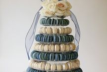 Gorgeous cakes by Designer Cakes by Elle Gerrish / Cakes!