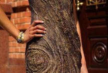 sukienki spódnice / Wieczorowe dzienne szyte i filmowanie