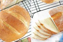 Pečenie chleba,žemle,rožky