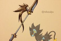 Armas Pokémon