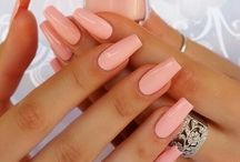 My style: nails / This is just MY style when it comes to nails. <3 Enjoy