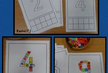 EYFS Numbers
