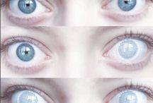 White Screen/White Mesh lenses