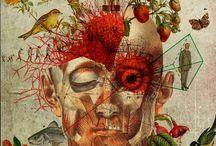 ▲ Art in medicine