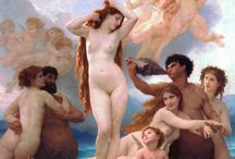 GODS OF THE ART - William Bouguereau