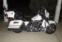 Harley's  / I love motercycles