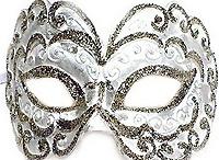 Venitian masquerade Wedding / inspiration board for photo shoot
