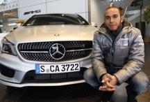 Lewis Hamilton / by Redaktion Mercedes-Fans