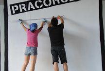 Graffiti BEHAWIORALNIE-RACJONALNIE / Dziś w Warszawie odsłonięto graffiti poświęcone pracoholizmowi, zakupoholizmowi i uzależnieniu od hazardu. Znajduje się ono na skrzyżowaniu ul. Obozowej i Prymasa Tysiąclecia i jest częścią kampanii społecznej poświęconej uzależnieniom behawioralnym pt. BEHAWIORALNIE - RACJONALNIE prowadzonej przez Fundację Inspiratornia.