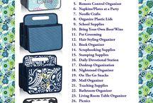 Organization at home